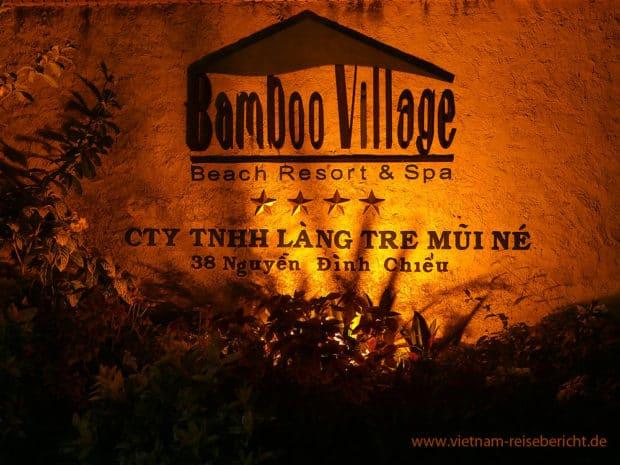 Bamboo Village Resort Vietnam
