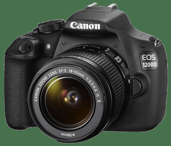 Kameraempfehlung Canon EOS 1200