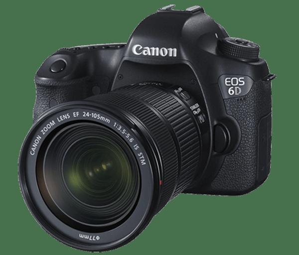 Kameraempfehlung Canon EOS 6D SLR